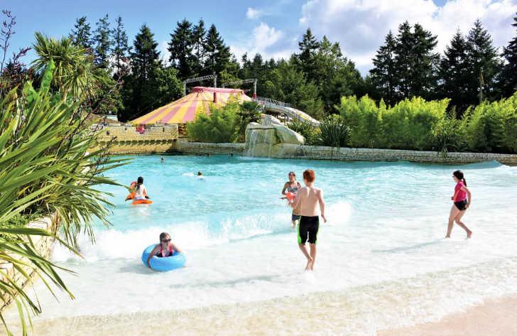 Domaine des Ormes Pool
