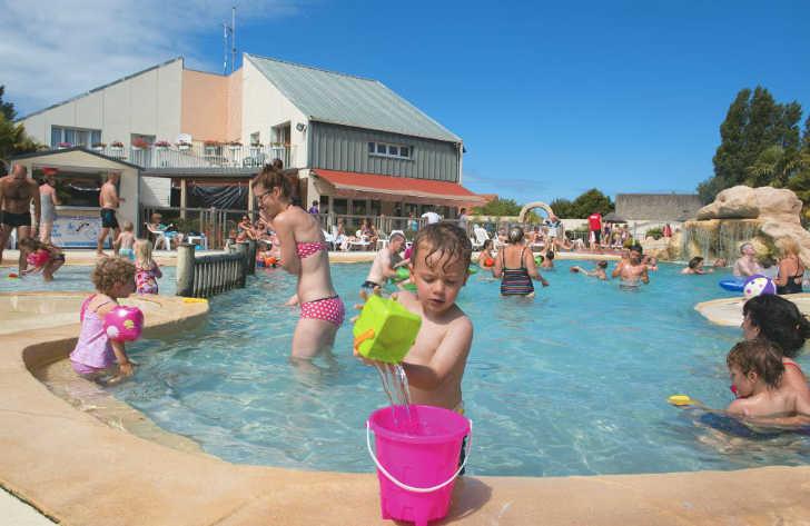 La Cote de Nacre Family Pool