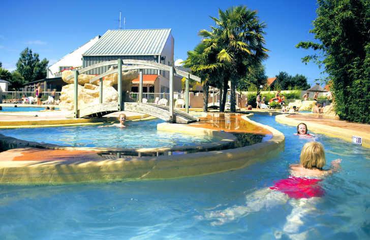 La Cote de Nacre Lazy River Pool