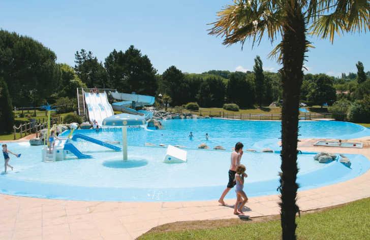 Le Ruisseau Campsite Family Pool