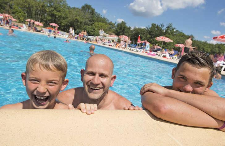 Saint Avit Loisirs Family Pool Fun